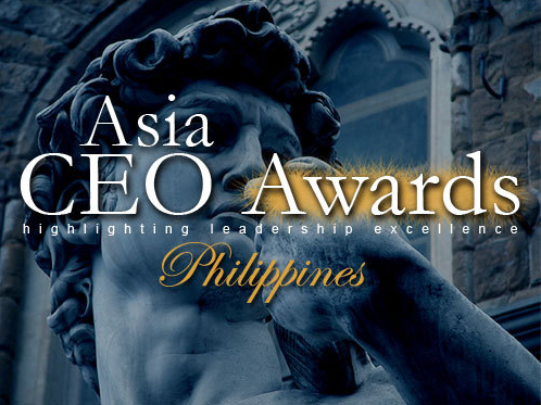 The Asia CEO Awards 2016