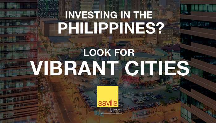 Investing in PH? Look for Vibrant Cities.