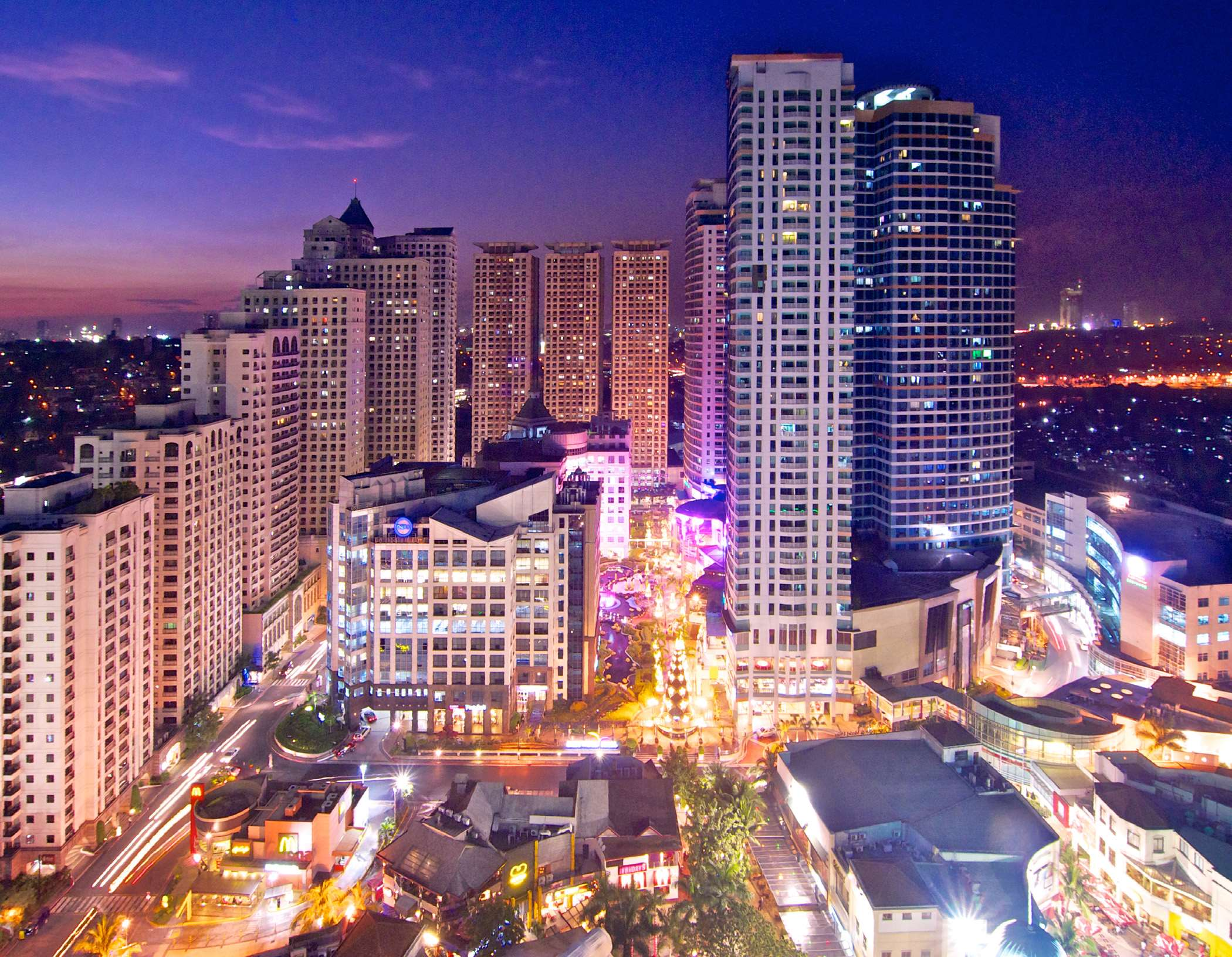 Eastwood City –The Philippines' First Cyberpark