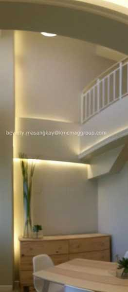1 Bedroom Loft Type Condo for Lease at Eton Parkview Greenbelt, Makati City