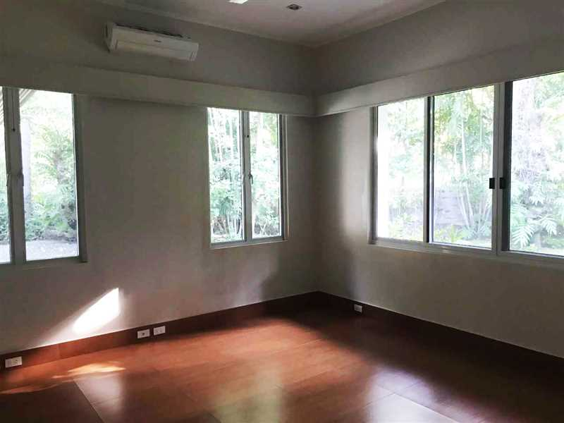 4 Bedroom with Den House and Lot for Lease in South Forbes Park, Makati City