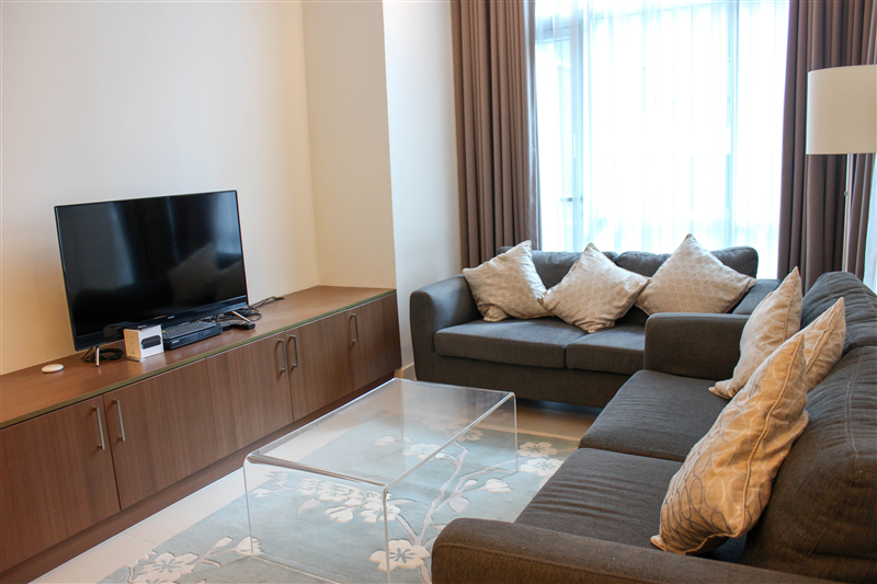 2 Bedroom Condo for Lease in Sapphire Residences, Bonifacio Global City, Taguig