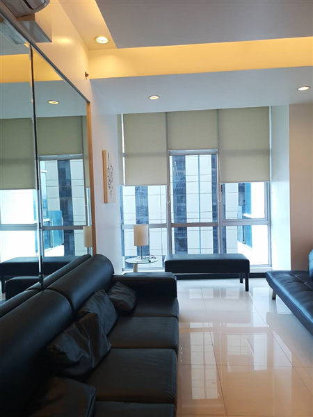 2 Bedroom Condo for Lease in Sapphire Residences BGC Taguig