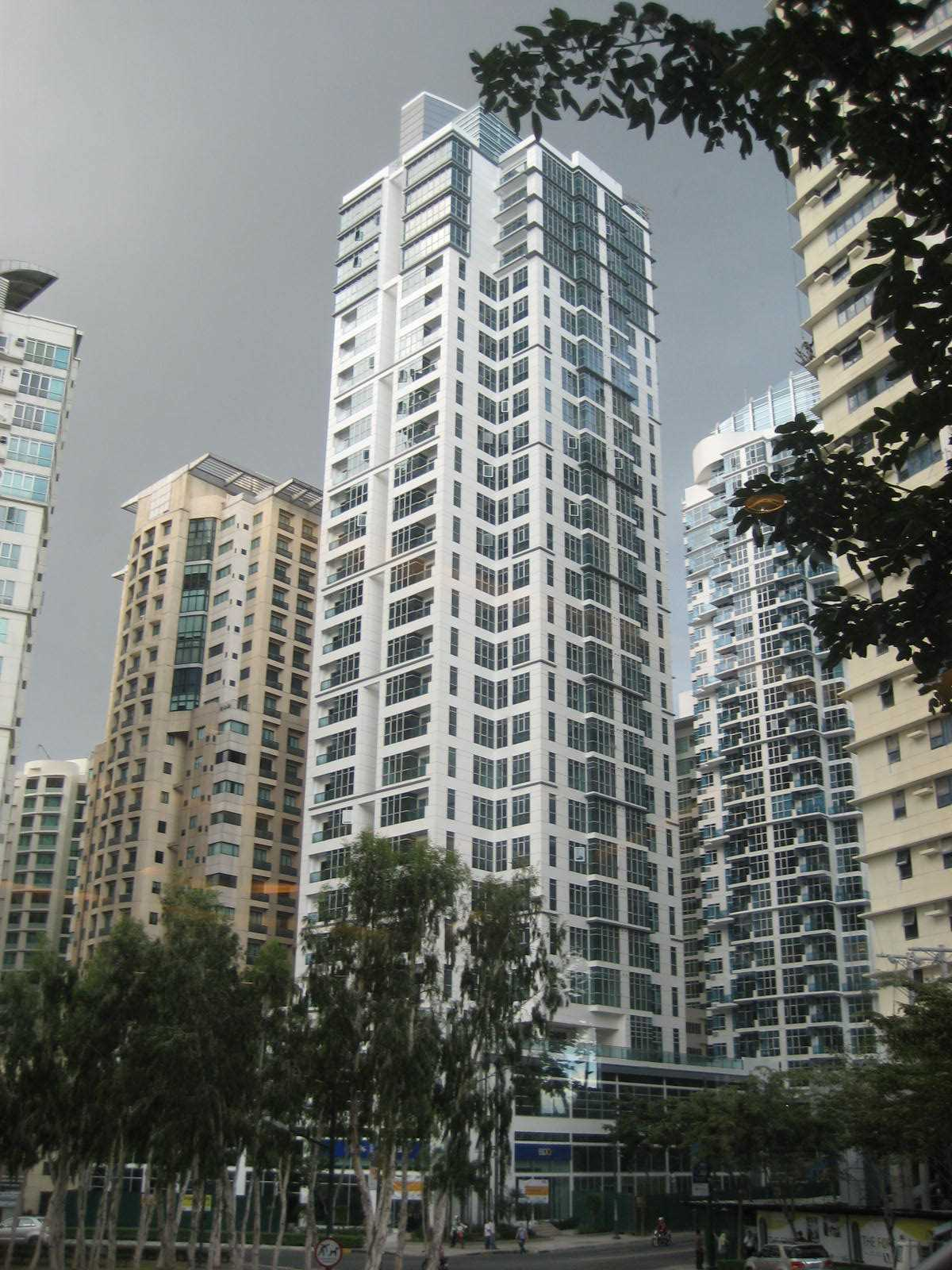 The Crescent Park Residences