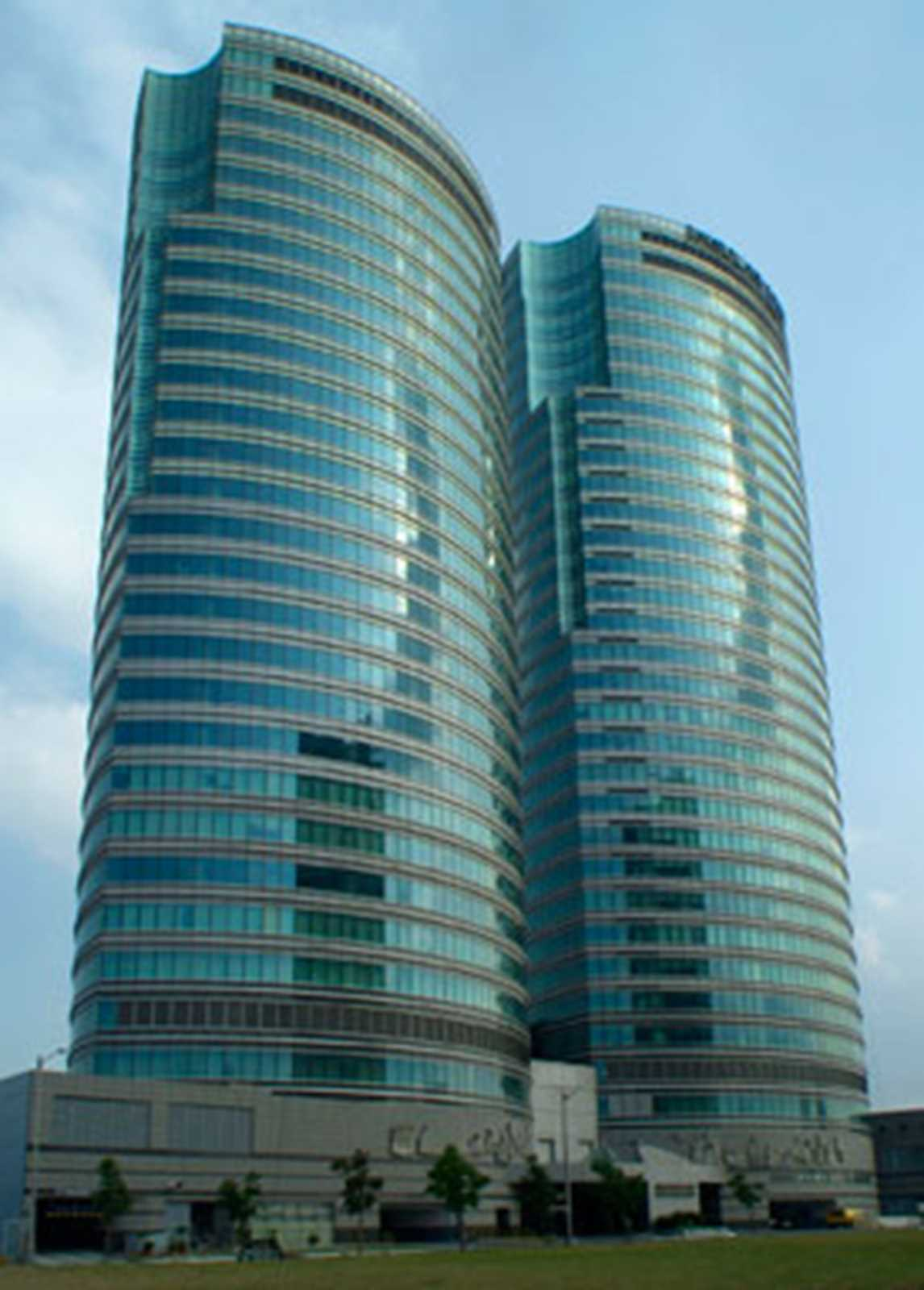 Insular Life Corporate Center Tower 1