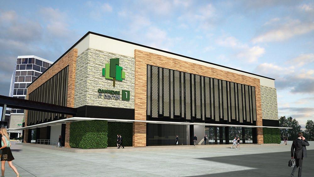 Oakridge IT Center 1