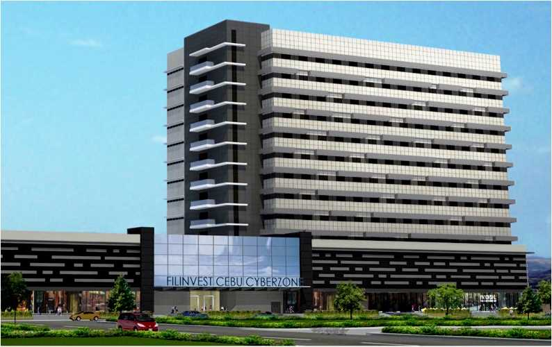 Filinvest Cebu Cyberzone Tower 1