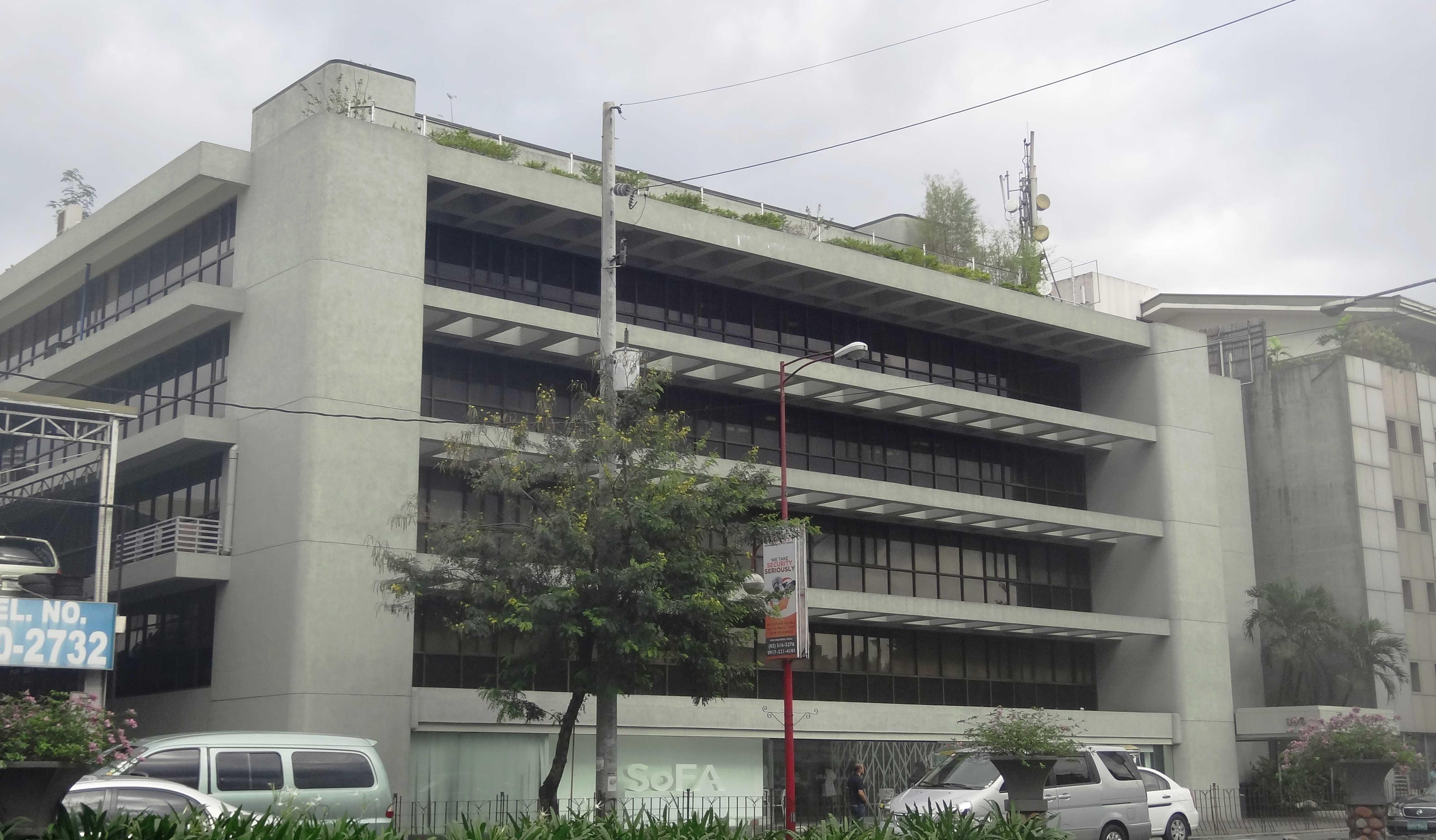 ENZO Building