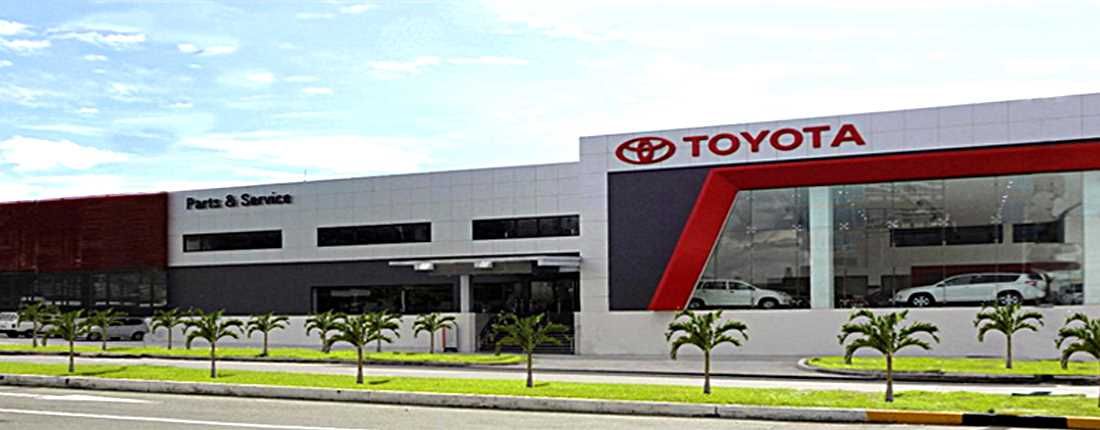 Toyota Global City