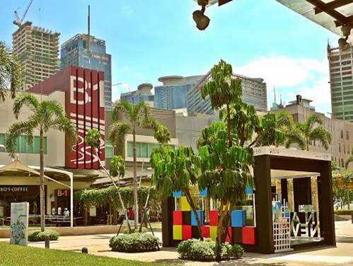 Bonifacio High Street B1