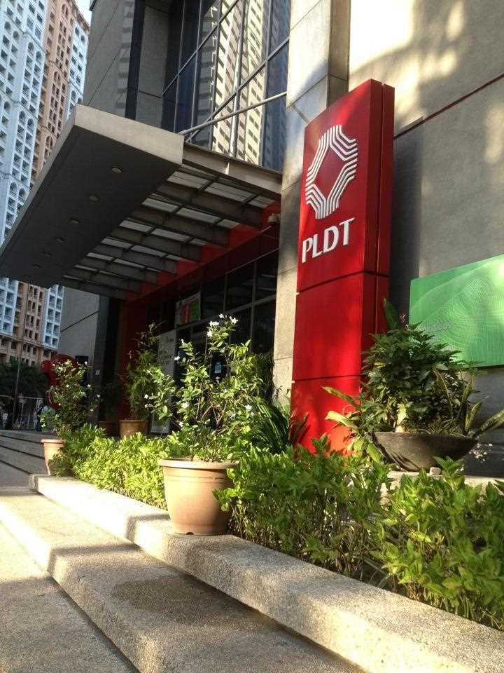PLDT Garnet Exchange Building