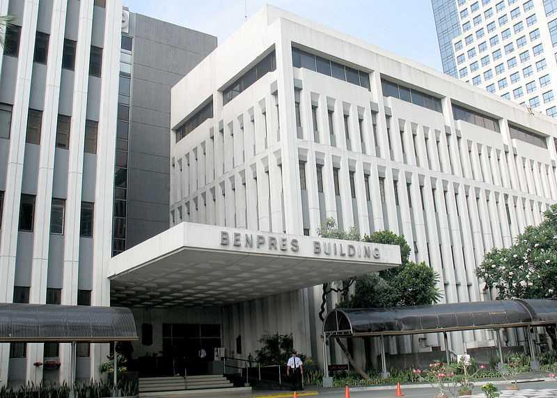 Benpres Building