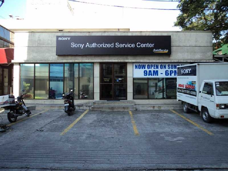 Sony Authorized Service Center