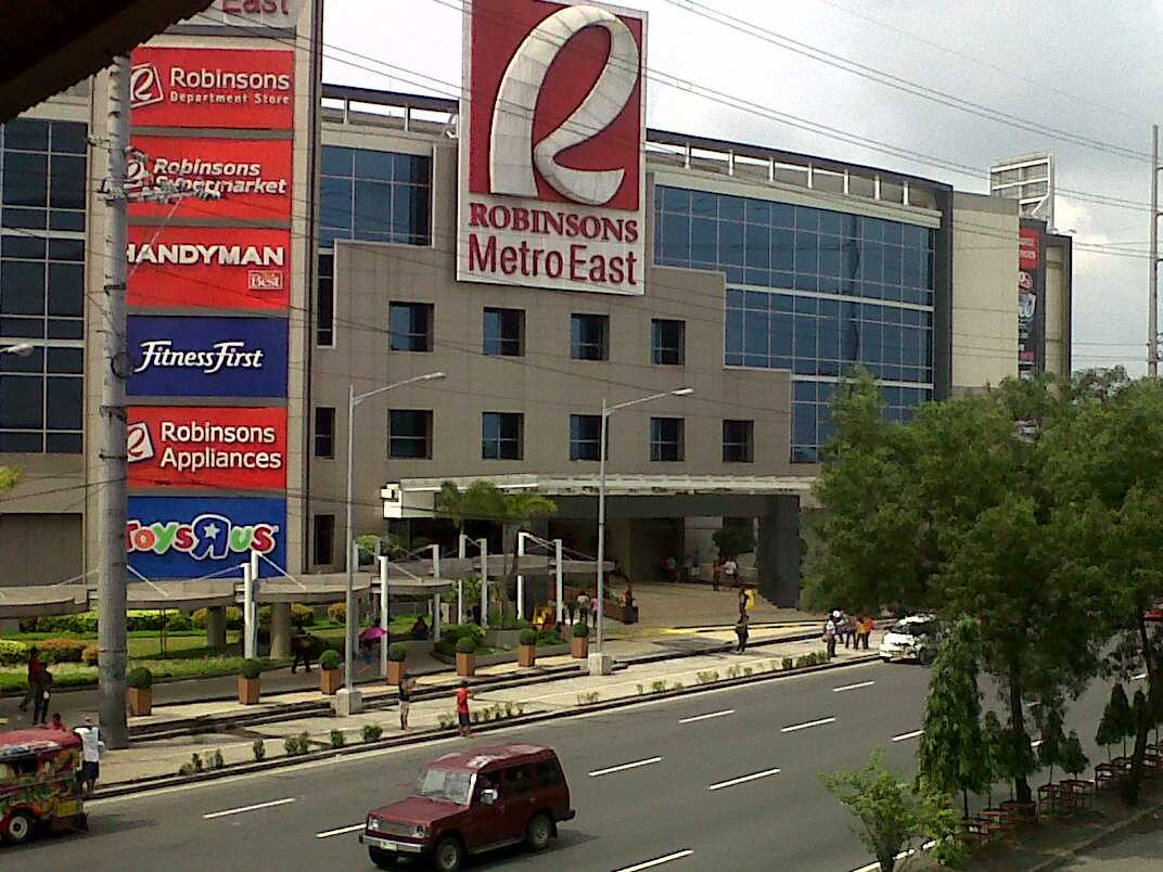 Robinsons Place Metro East