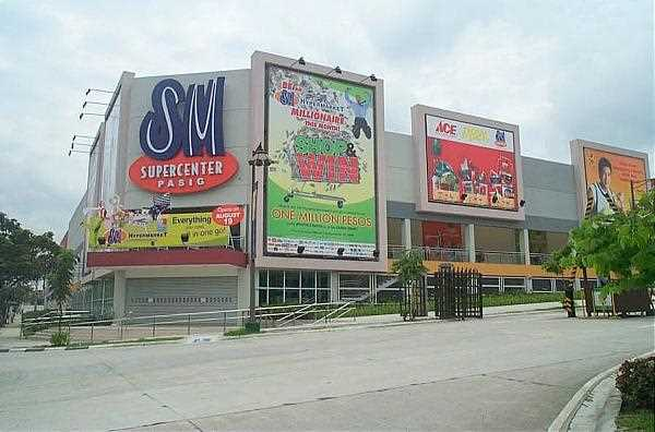 SM Center Pasig