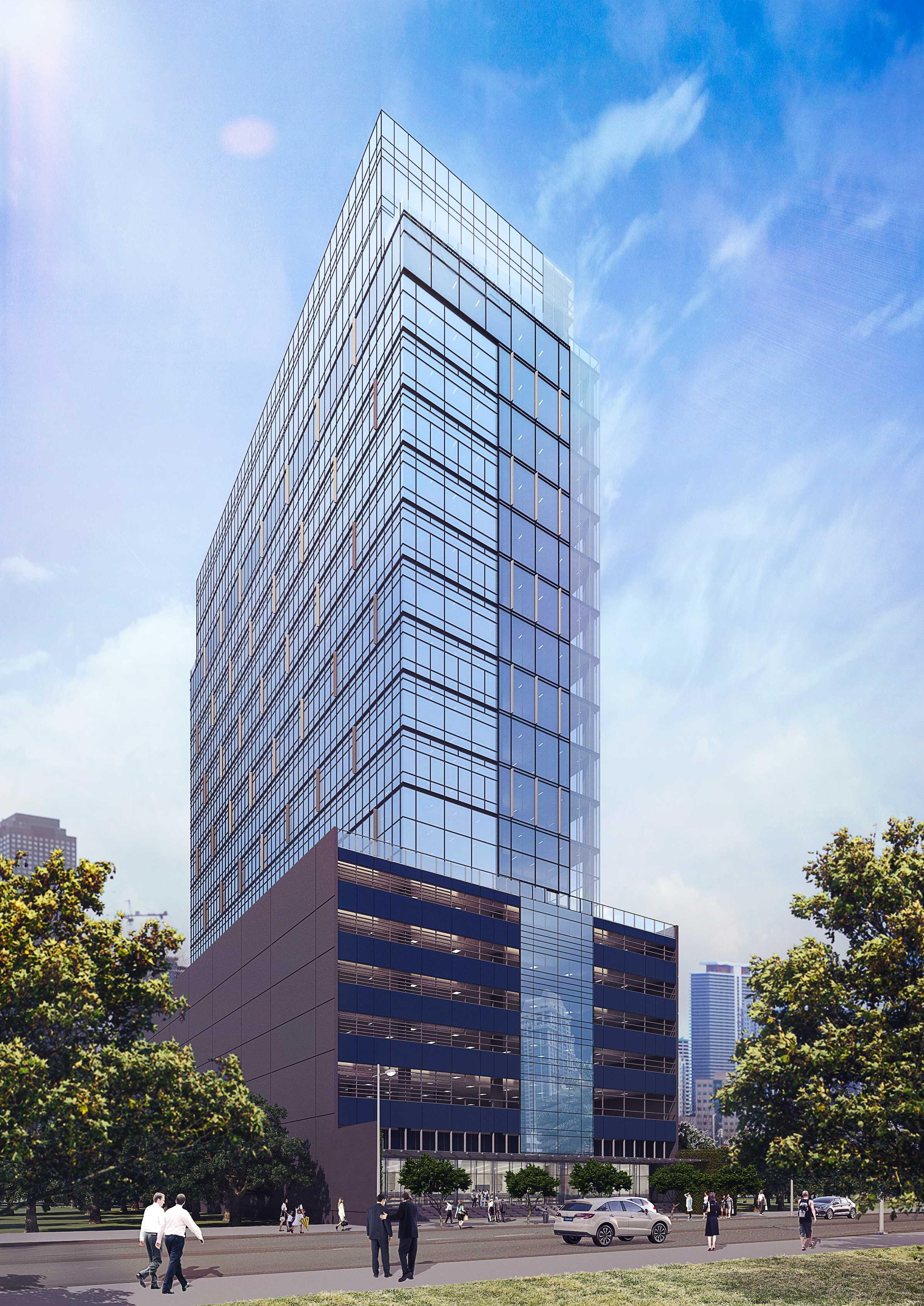 Inoza Tower Kmc Mag Group Inc