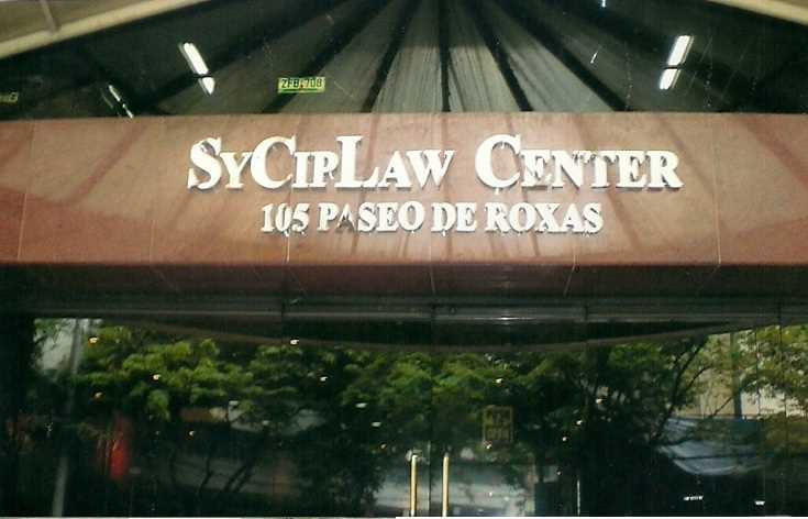 SyCipLaw Center