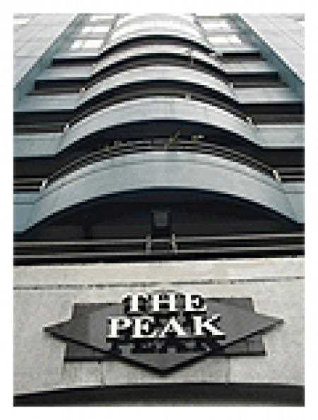 2 Bedroom Condo For Lease At The Peak Tower Makati City
