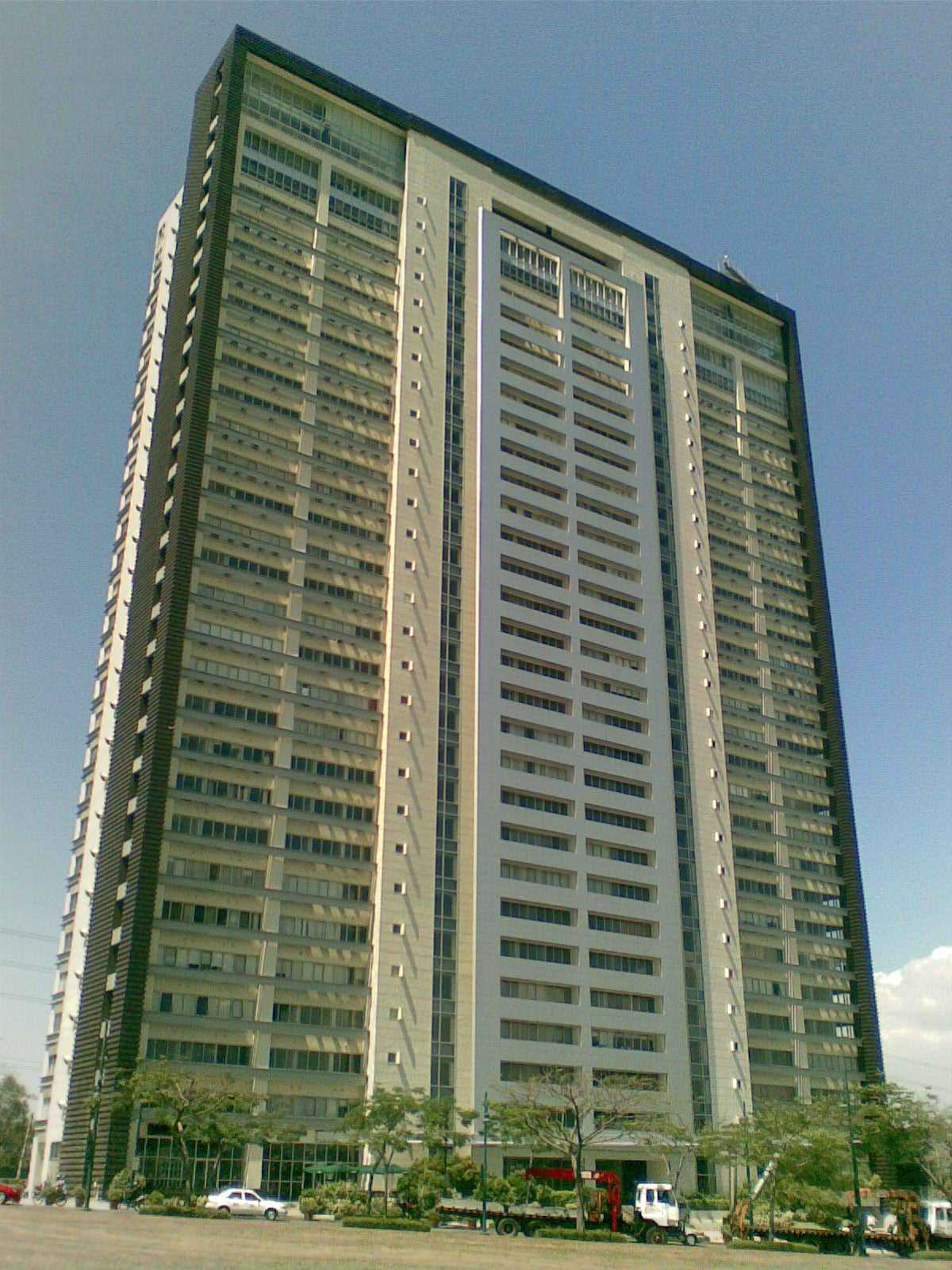 Fairways Tower