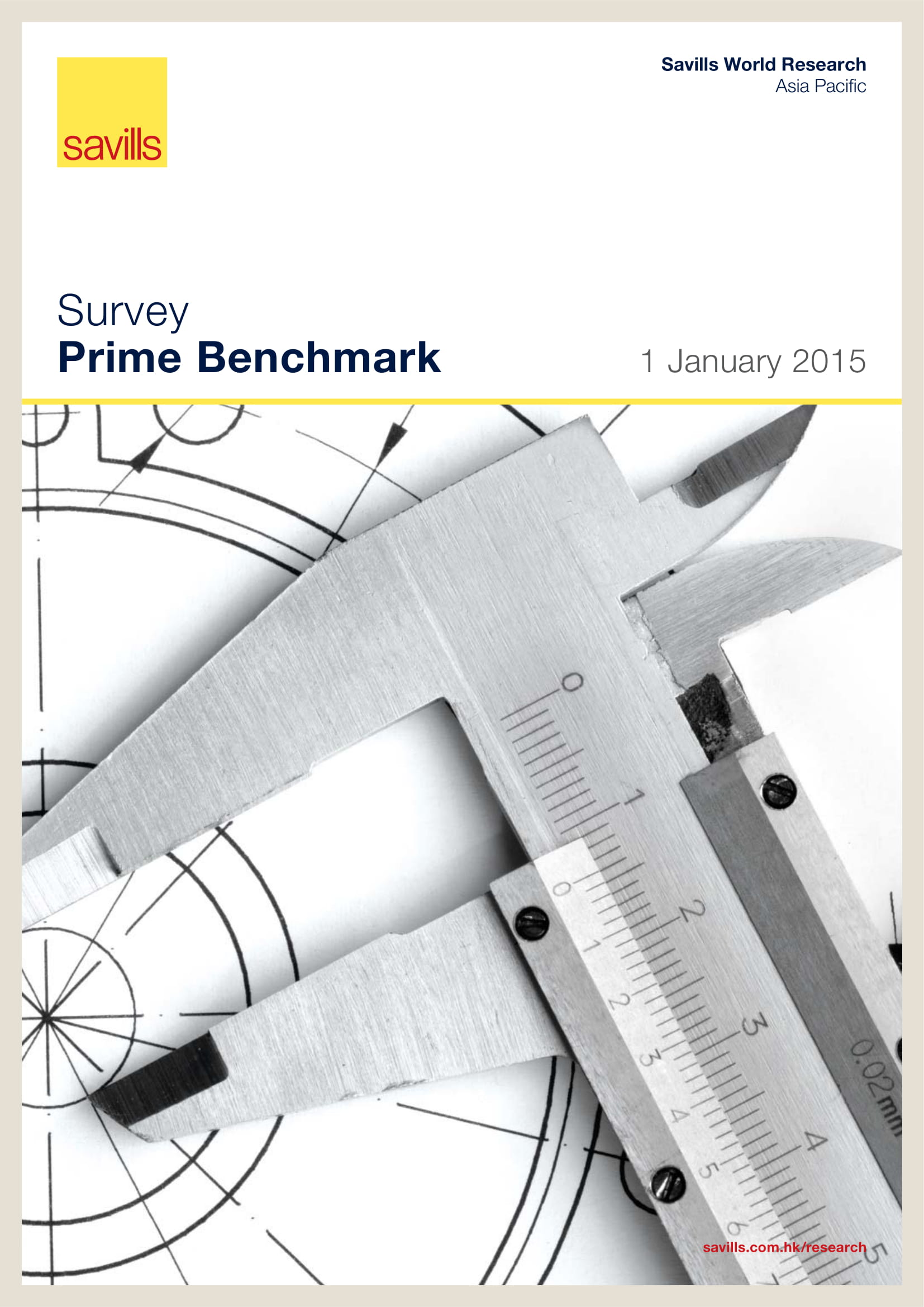 Survey Prime Benchmark 1 January 2015