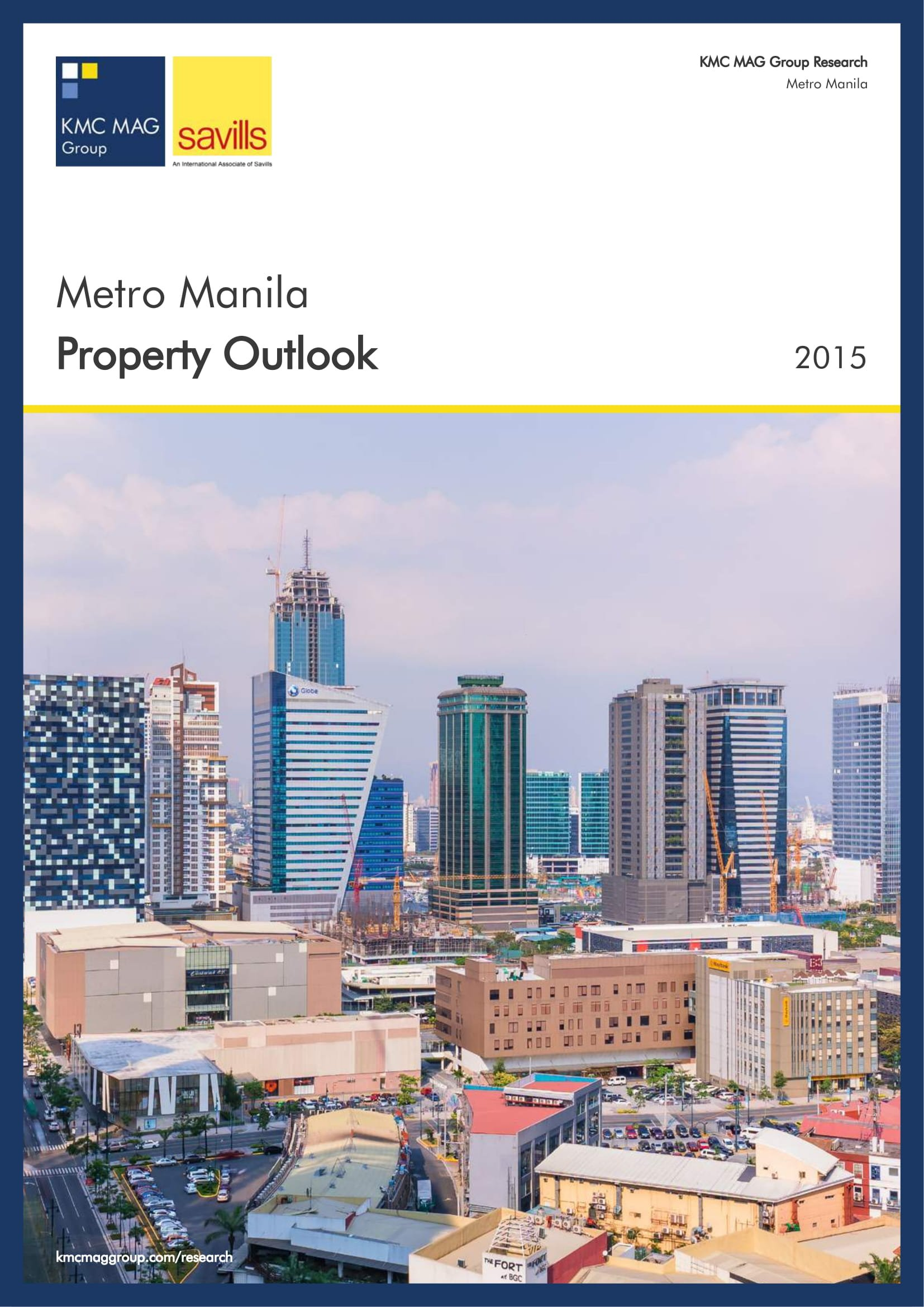 Metro Manila Property Outlook 2015