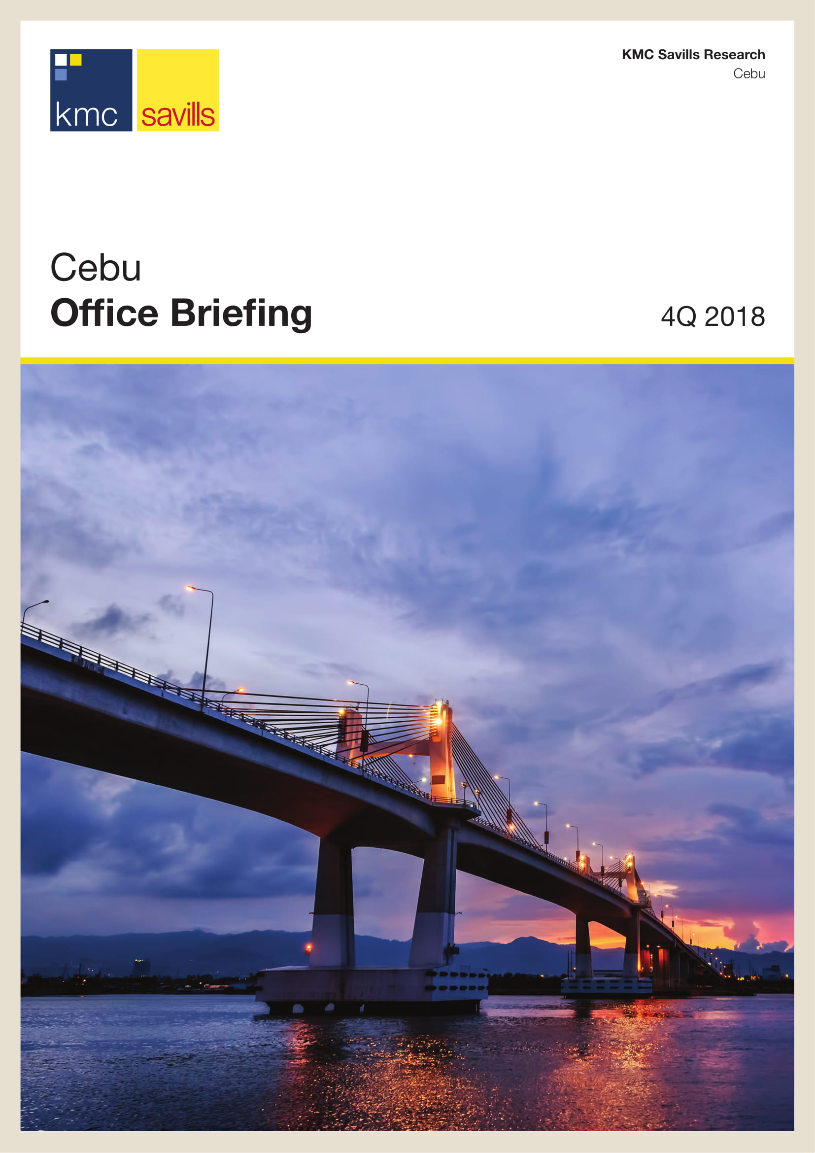 Cebu Office Briefing 4Q 2018