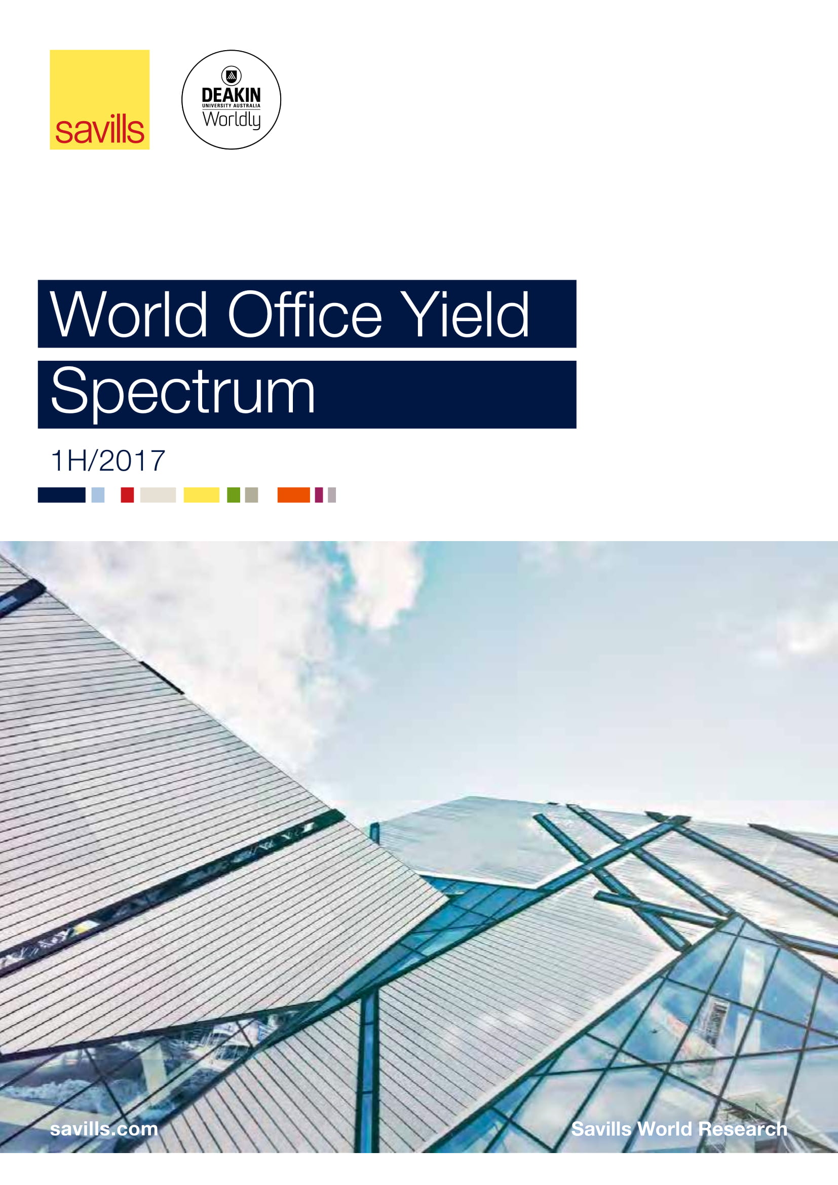 World Office Yield Spectrum 1H 2017