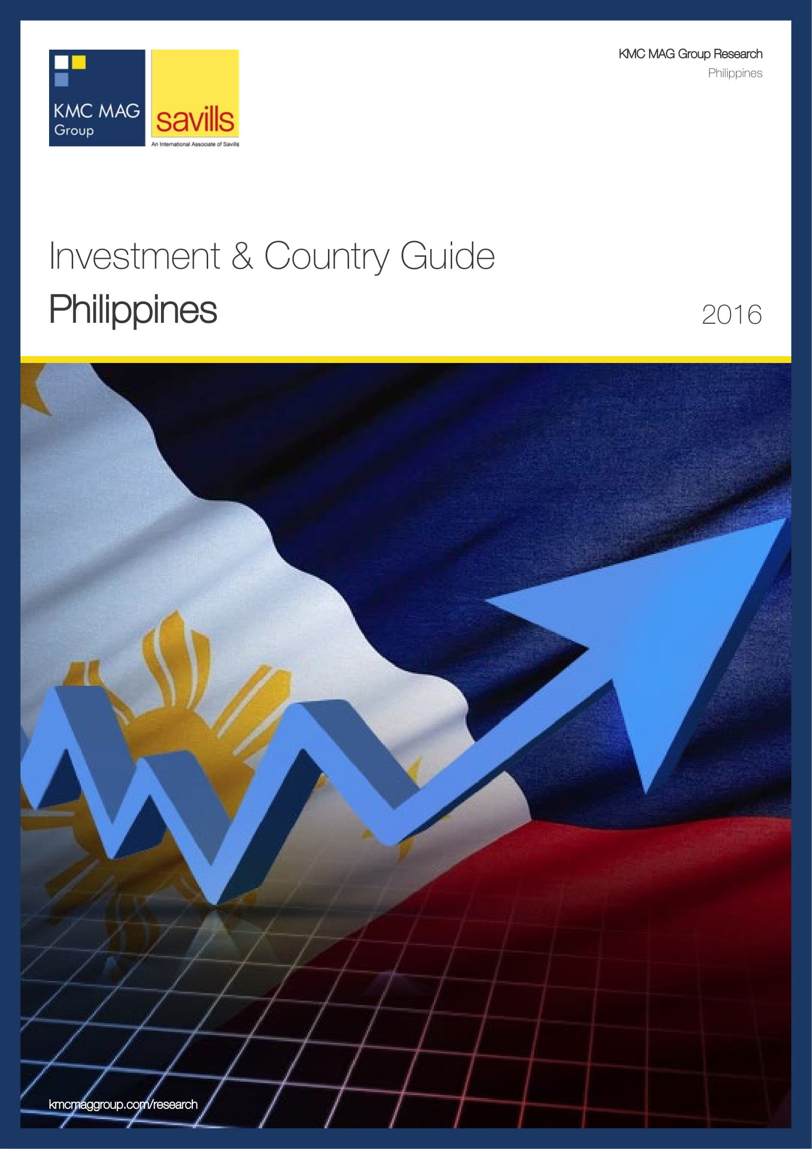 Investment & Country Guide Philippines 2016
