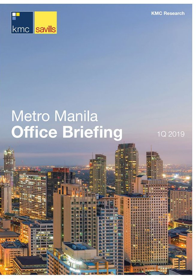 Metro Manila Office Briefing 1Q 2019