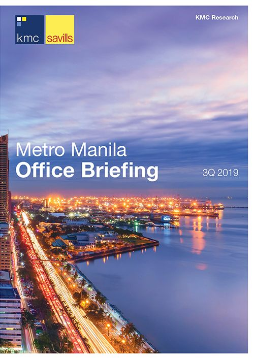 Metro Manila Office Briefing 3Q 2019