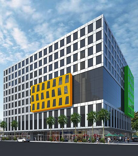 DoubleDragon Center West Office Space for lease in Pasay